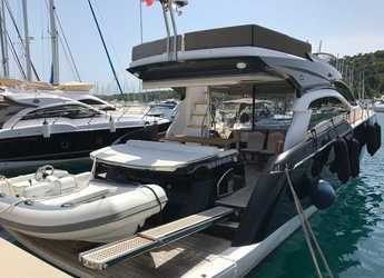 Rent a yacht in Marina Frapa - Sessa Fly 54 - 3 + 1 cab.