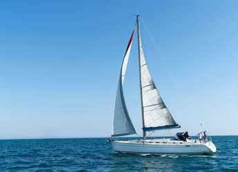 Rent a sailboat in Club Naútico de Sant Antoni de Pormany - Cyclades 50.4