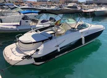 Rent a motorboat in Marina Botafoch - Monterey 263 Explorer