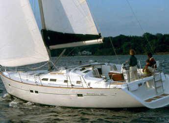 Rent a sailboat in Marina Gouvia - Oceanis 423