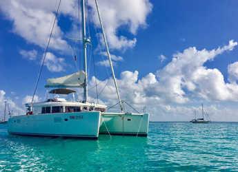Louer catamaran à Porto Capo d'Orlando Marina - Lagoon 450