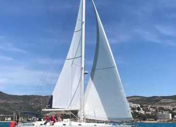 Rent a sailboat in Naviera Balear - Beneteau 50