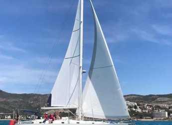 Alquilar velero en Palma de mallorca - Beneteau 50