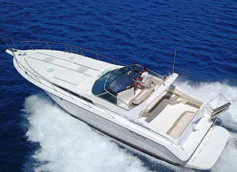 Rent a yacht in Rhodes - Sea Ray 450 Sundancer