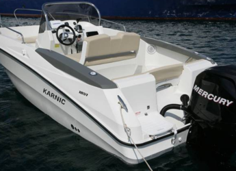 Rent a motorboat in Port Mahon - Karnik 1851