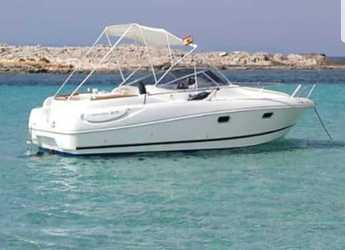 Rent a motorboat in Port of Santa Eulària  - Leader 805