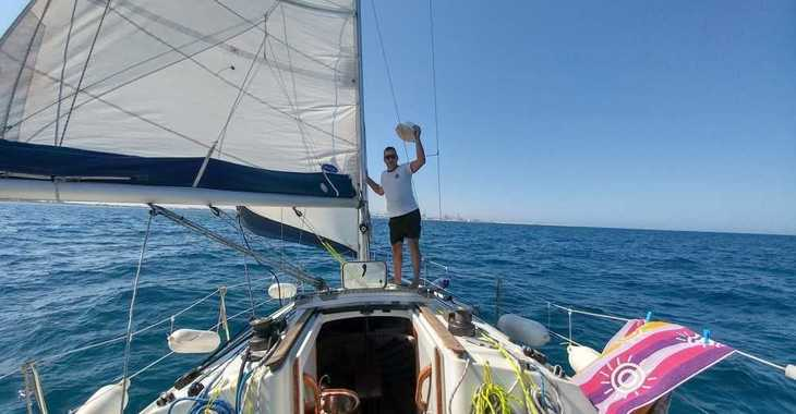 Rent a sailboat in Real Club Náutico de Valencia - Jeanneau Sun Way 29