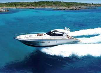 Rent a yacht in Porto Cervo - Cayman 58 HT