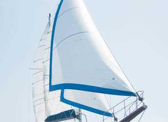 Rent a schooner in Port of Tarragona - GOLETA 24M