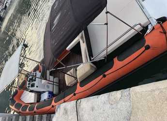 Rent a dinghy in Port de Soller - Valiant 9.5m