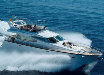Louer yacht à Marina Baotić - Elegance 60 Fly