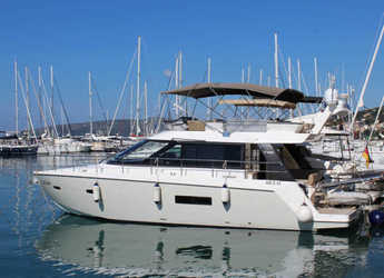 Rent a yacht in Marina Baotić - Sealine F 450