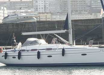 Rent a sailboat in Vigo  - Bavaria 39 Cruiser