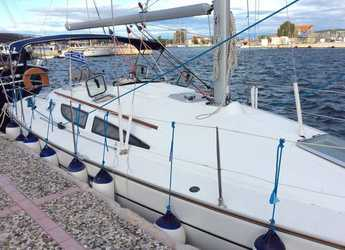 Rent a sailboat in Preveza Marina - Sun Odyssey 35