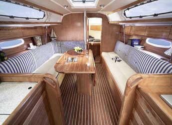 Rent a sailboat Bavaria 34 Cruiser in Zaton Marina, Zaton