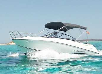 Rent a motorboat in Port of Santa Eulària  - Cap Camarat 6.5 BR