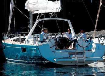 Alquilar velero Oceanis 48 en Alimos Marina Kalamaki, Atenas