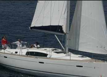 Rent a sailboat in Vilanova i la Geltru - Beneteau Oceanis 43