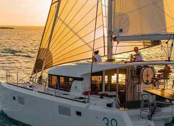 Rent a catamaran in Marina Gouvia - Lagoon 39