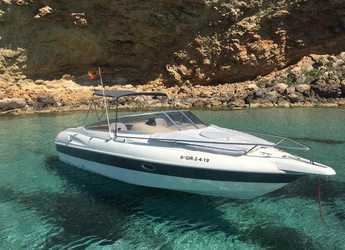 Rent a motorboat in Club Naútico de Sant Antoni de Pormany - Cranchi Turchese 24