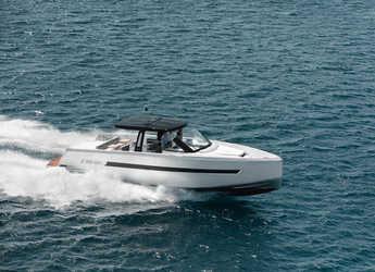 Rent a yacht in Marina Ibiza - Fjord 48