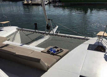 Rent a catamaran in Nanny Cay - Astrea 42