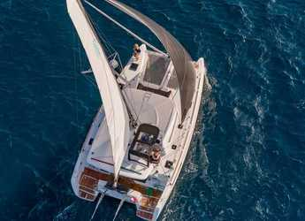 Rent a catamaran in Nanny Cay - Lagoon 40