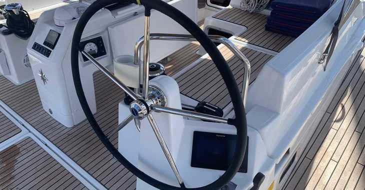 Rent a sailboat in Nanny Cay - Sun Odyssey 440