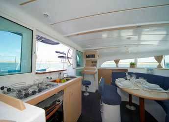 Rent a catamaran in Nanny Cay - Lagoon 380