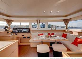 Rent a catamaran in Nanny Cay - Lagoon 450 F