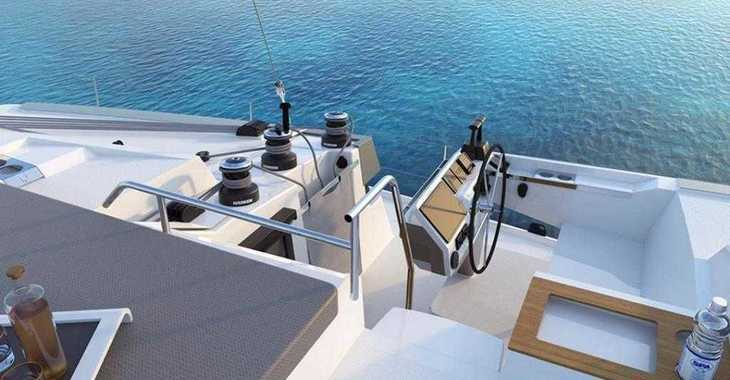 Rent a catamaran in Mykonos - Fountaine Pajot 45