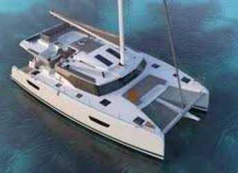Rent a catamaran in Kos Port - Fountaine Pajot 45
