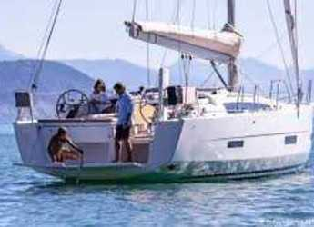 Rent a sailboat in Kos Port - Dufour 430 Grand Large