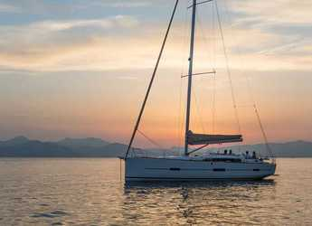 Rent a sailboat in Mykonos - Dufour 460 Grand Large