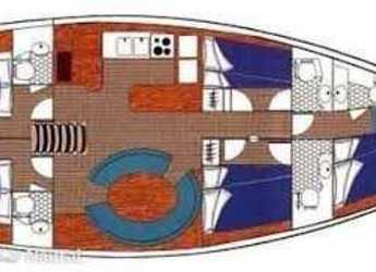 Rent a sailboat in Alimos Marina Kalamaki - Oceanis 47
