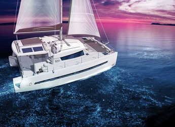 Alquilar catamarán en Alimos Marina Kalamaki - Bali 4.0