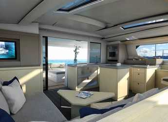 Rent a catamaran in ACI Marina Dubrovnik - New 47 Quintet