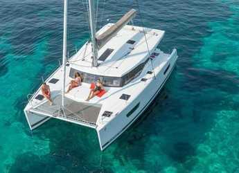 Chartern Sie katamaran in Marina Kotor - Lucia 40