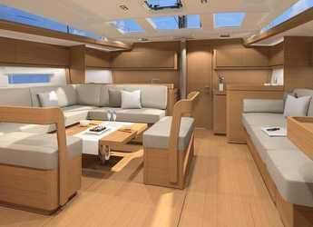 Louer voilier à Port Louis Marina - Dufour 520 GL