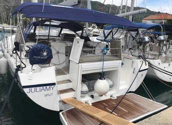 Rent a sailboat in ACI Marina Dubrovnik - Bavaria C57 Holiday