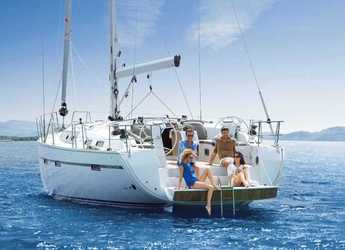 Rent a sailboat in Agios Kosmas Marina - Bavaria Cruiser 51 - 4 cab
