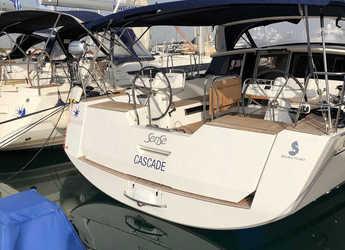 Louer voilier à Agios Kosmas Marina - Bénéteau Sense 51 - 3 + 1 cab.