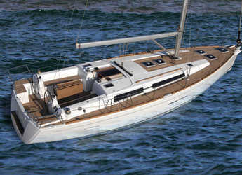 Rent a sailboat in Göcek - Dufour 445 GL