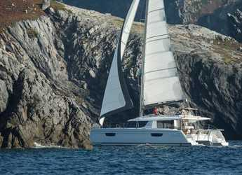 Rent a catamaran in Agios Kosmas Marina - Fountaine Pajot Saba 50 - 6 + 2 cab.