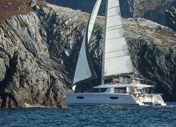 Alquilar catamarán en Agios Kosmas Marina - Fountaine Pajot Saba 50 - 6 + 2 cab.