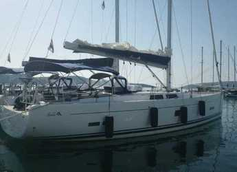 Rent a sailboat in Marina Baotić - Hanse 575 - 5 + 1 cab.