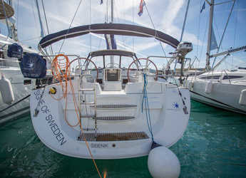 Rent a sailboat in Agios Kosmas Marina - Jeanneau 53 - 5 + 1 cab.