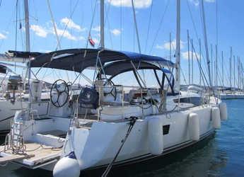 Rent a sailboat in ACI Marina Dubrovnik - Jeanneau 54