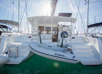 Rent a catamaran in Marina Baotić - Lagoon 39 - 4 + 2 cab.