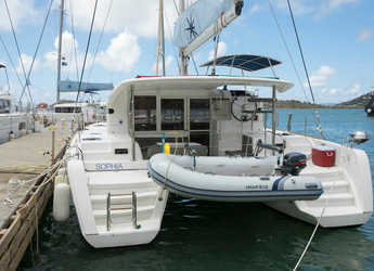Alquilar catamarán en Scrub Island - Lagoon 39 - 4 + 2 cab.